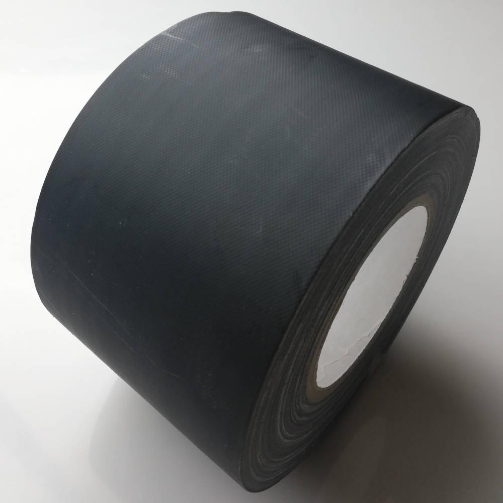 100mm x 50mtr gaffer tape - side on