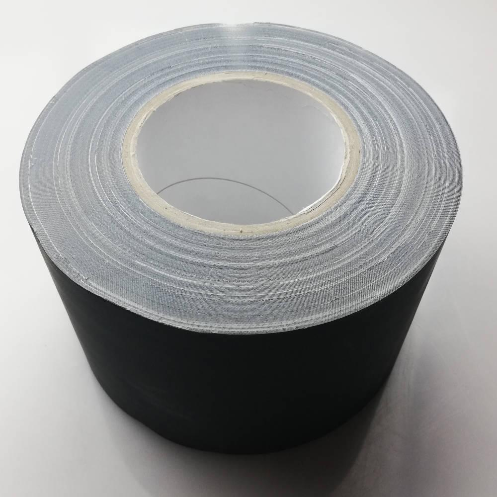 100mm x 50mtr gaffer tape - on its back