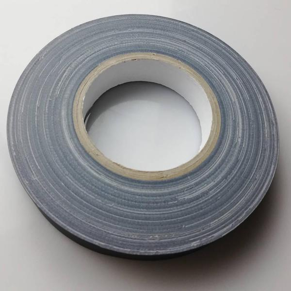 25mm x 50mtr gaffer tape - on its back