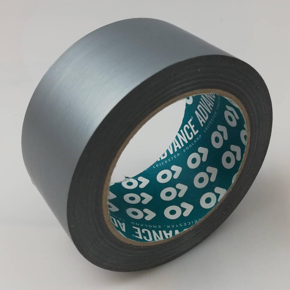50mm x 33 Metres PVC Floor Marking Tape - Grey
