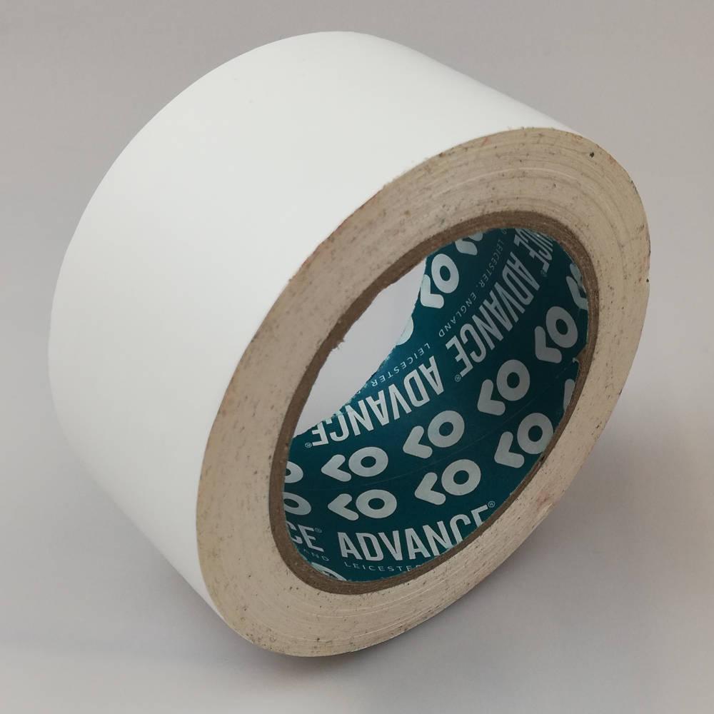 50mm x 33 Metres PVC Floor Marking Tape - White