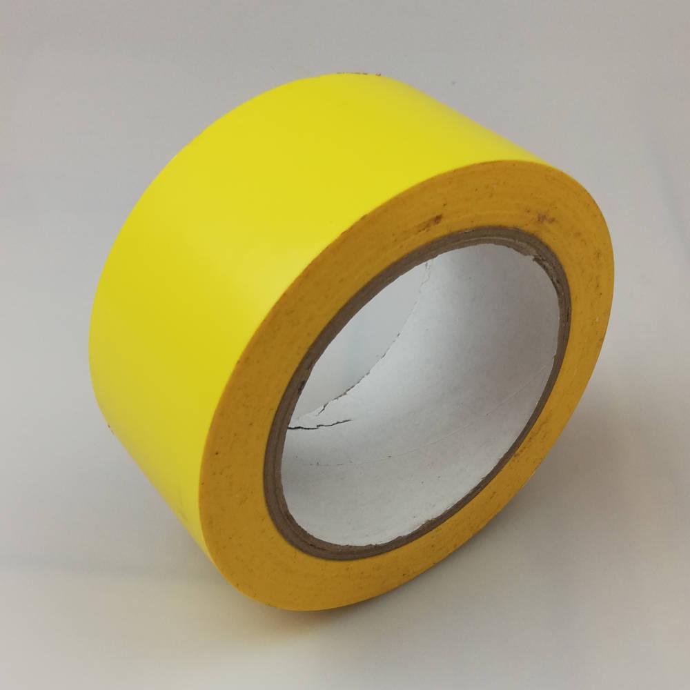 33 Metres PVC Floor Marking Tape - Yellow