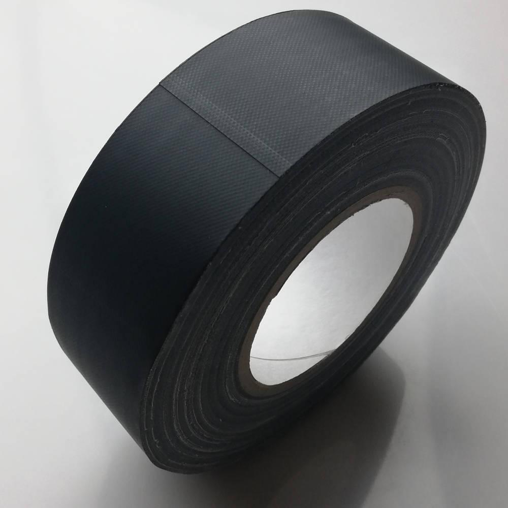 50mm x 50mtr gaffer tape - side on