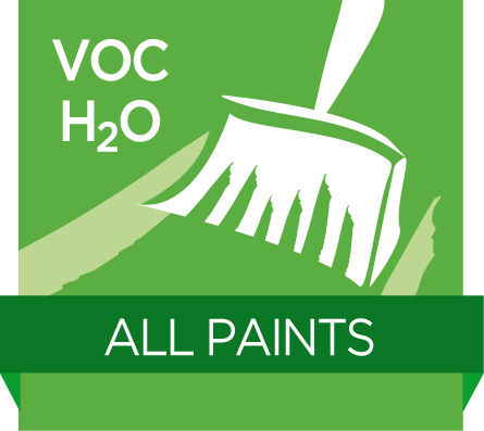VOC H20 - All paints