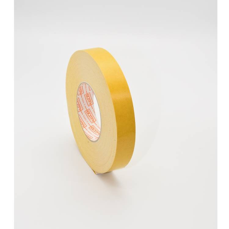 25mm x 50 Metre Double Sided Rayon Carpet & Rug Tape