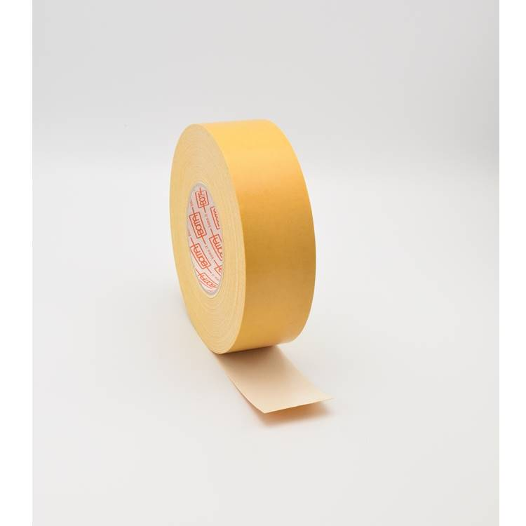50mm x 50 Metre Double Sided Rayon Carpet & Rug Tape