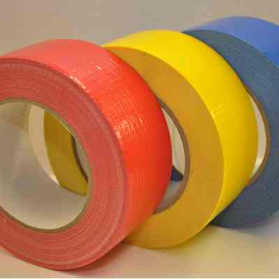 Image of Cloth, Duct & Gaffa tapes