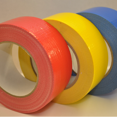 Cloth, Duct & Gaffa tapes