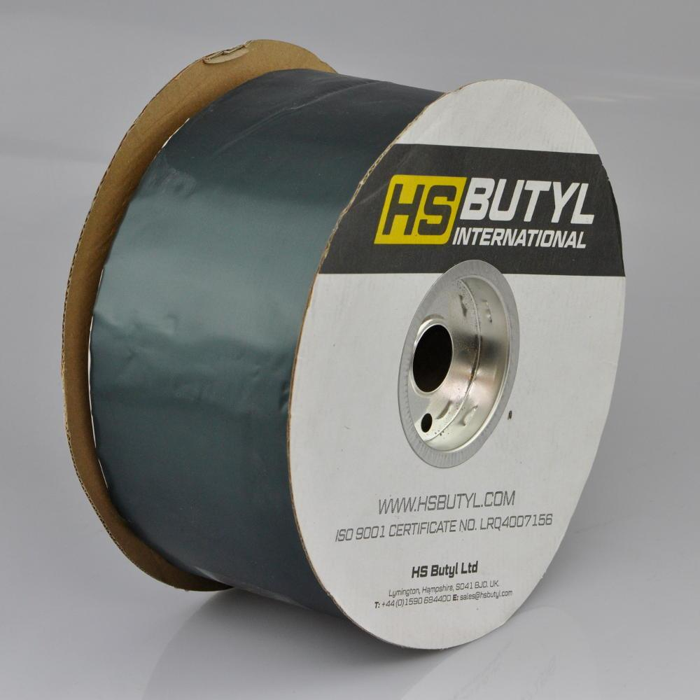 100mm x 1.5mm x 20 Metre Butyl Flashing Tape