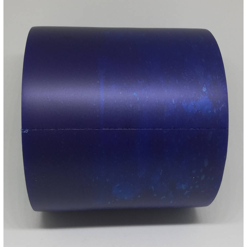 100mm x 33 Metre Translucent Blue PVC Protection Tape 4
