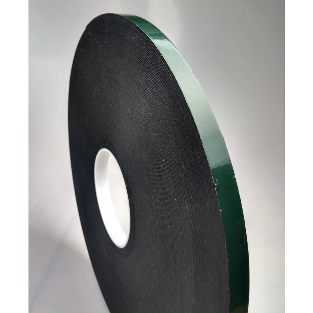 12mm x 50 metre foam tape on its back