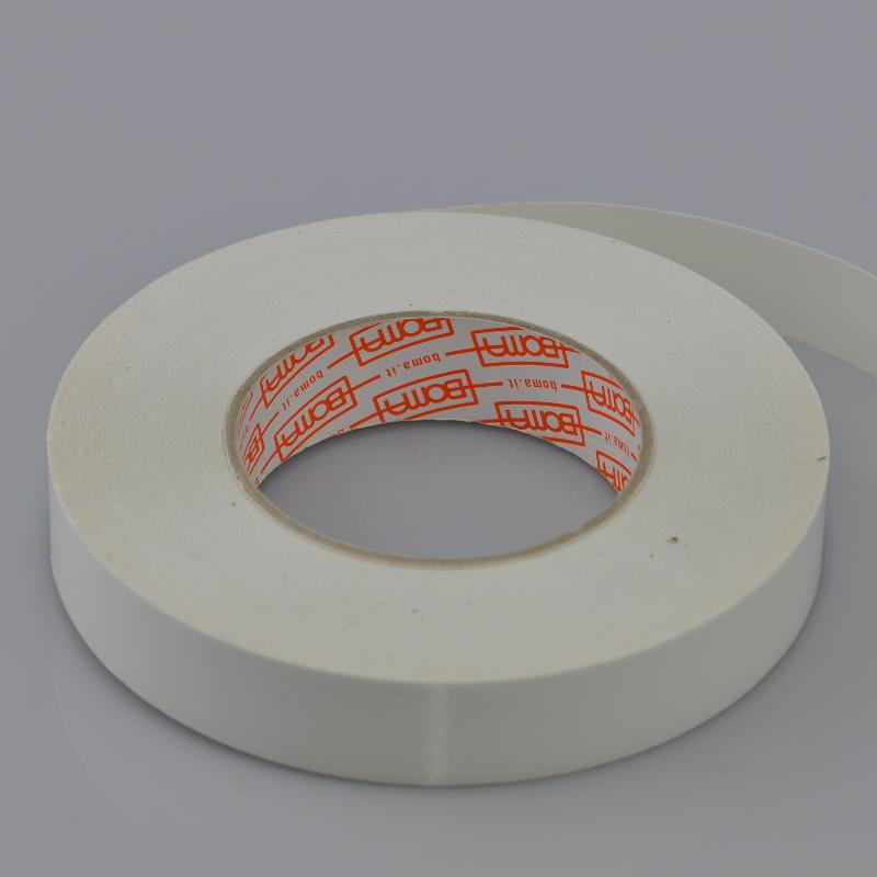 25mm x 50 Metre Double Sided PVC Carpet & Flooring Tape