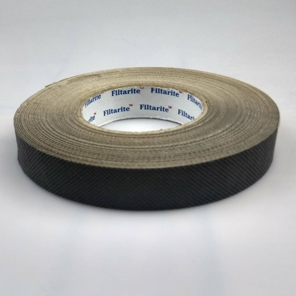 Roll of 25mm x 33 Metres Filter Tape For 16mm Polycarbonate Sheet on its back