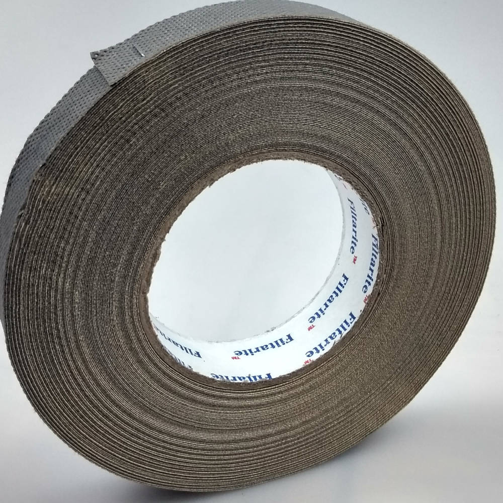 Roll of 25mm x 33 Metres Filter Tape For 16mm Polycarbonate Sheet