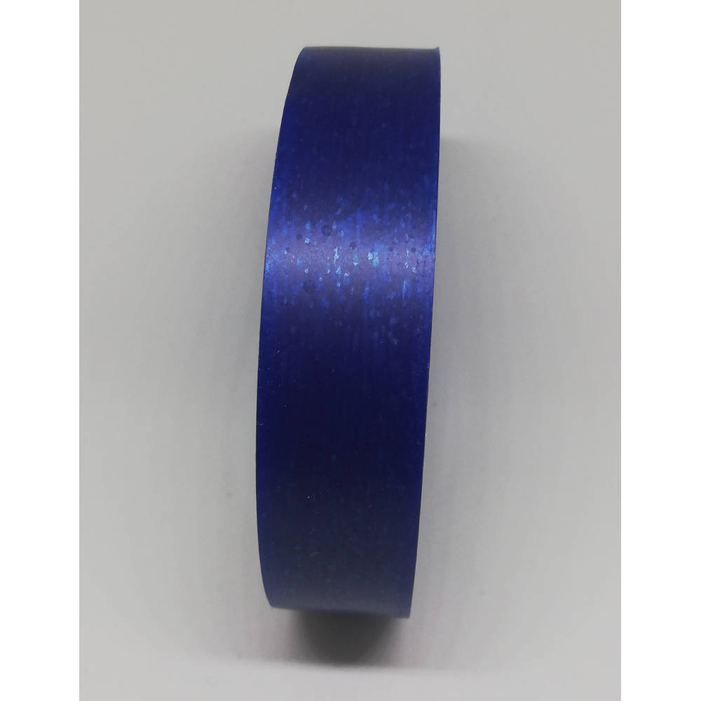 25mm x 33 Metre Translucent Blue PVC Protection Tape 2