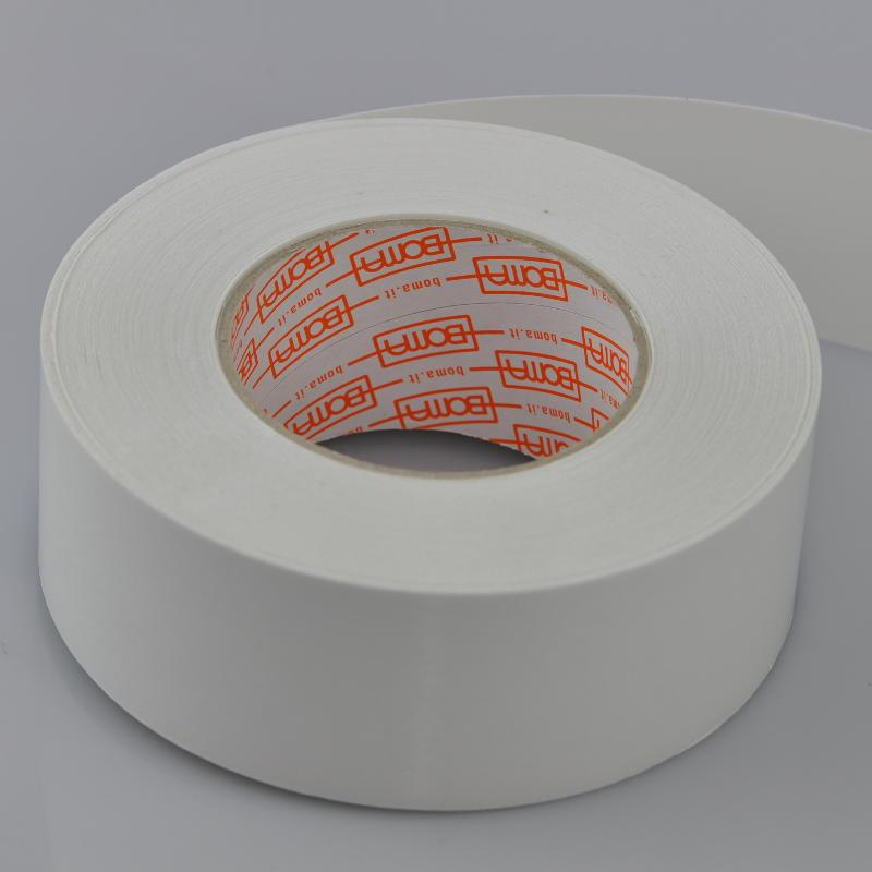 50mm x 50 Metre Double Sided PVC Carpet & Flooring Tape
