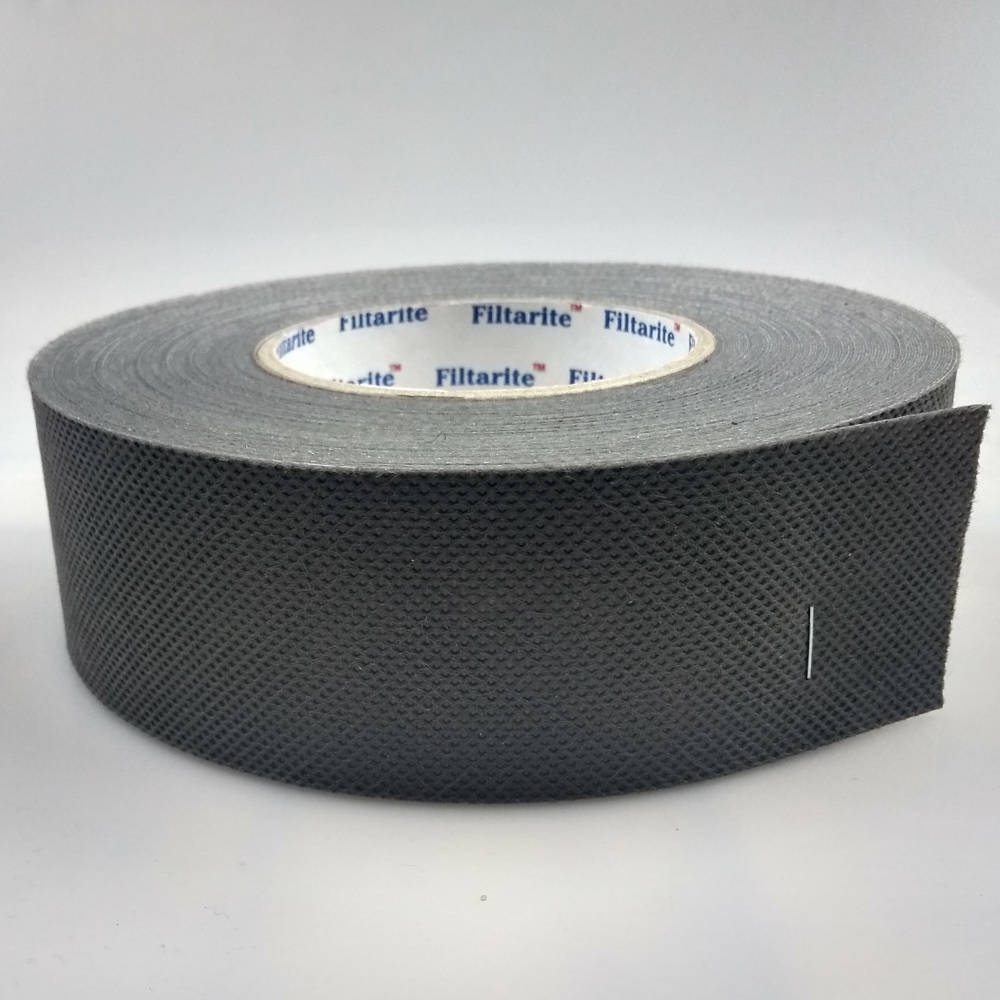 Roll of 50mm X 33 Metres Filter Tape For 25mm Polycarbonate Sheet on its back