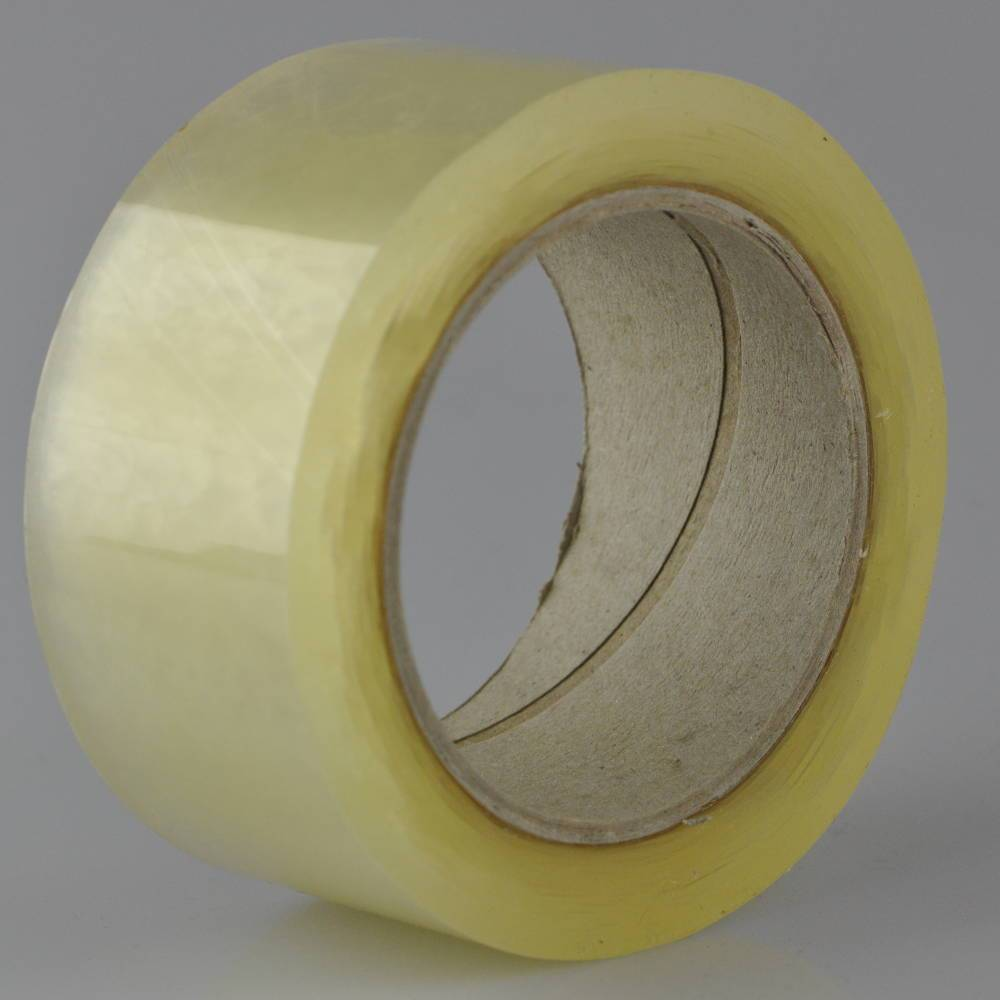 Mirror Safety Backing Tape side on