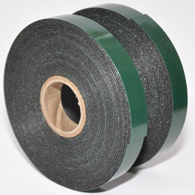Automotive Foam Tape | Double Sided Polyethylene Car Tape close up shot