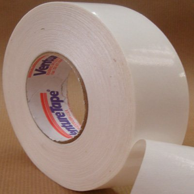 12mm x 50 Metre Double Sided Polyester Transparent Banner Bonding Tape
