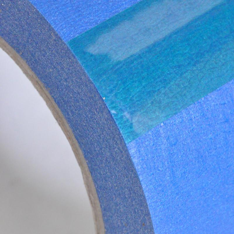12mm x 50 Meters 14 Day Blue Outdoor Paper Masking Decorators Tape