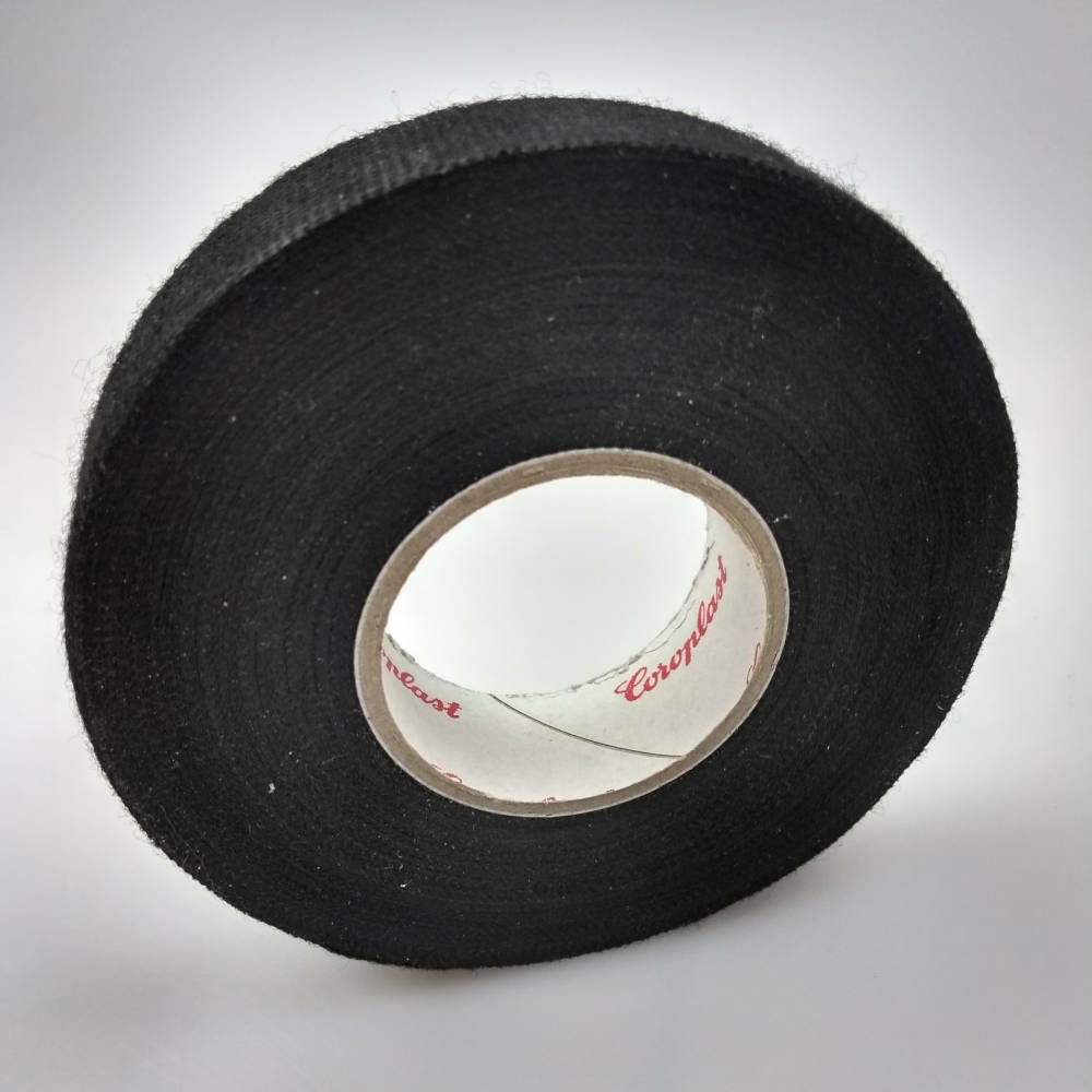 19mm x 25 Metres Coroplast Wire Harness Tape RT Series (8551x)