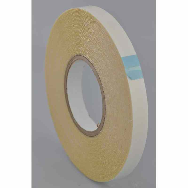 19mm x 25 Metre Double Sided Adhesive Super Tape upright