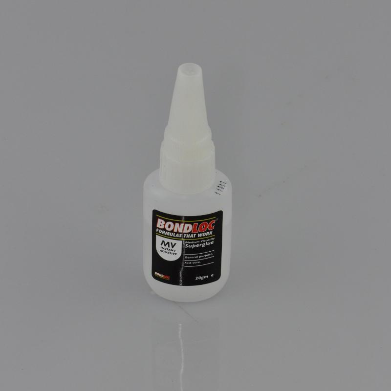 Ethyl Cyanoacrylate (Industrial Strength Superglue)