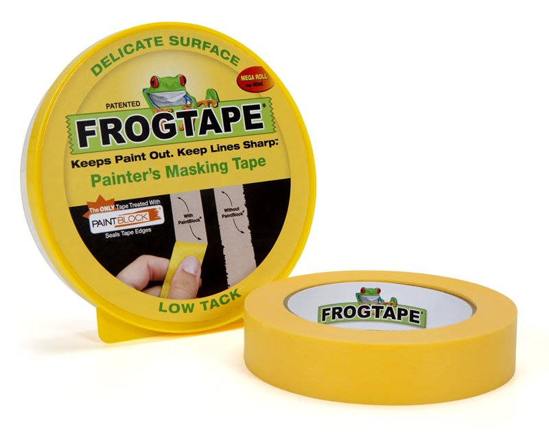 24mm x 41.1 Metre Frog Tape - Delicate Surface Painters Tape