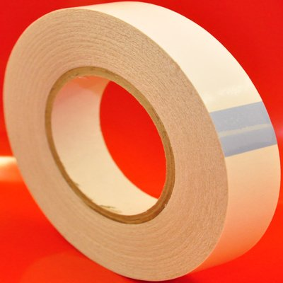 6mm x 50 Metre High Tack Adhesive Double Sided Tissue Tape