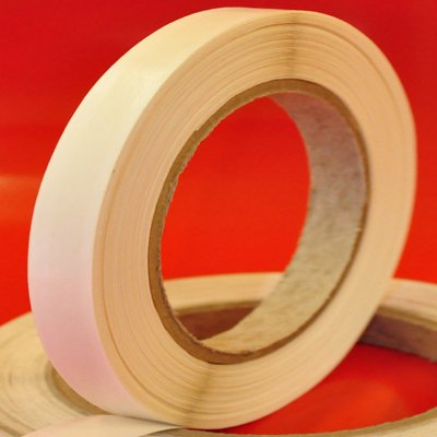 6/12mm x 50 Metre High Tack Double Sided Tissue Tape with Fingerlift Edge