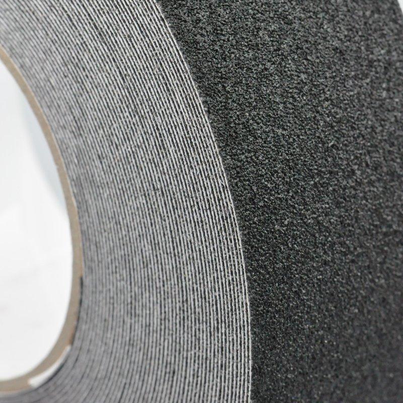 Black anti slip tape side on