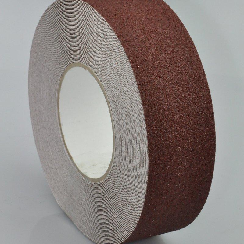 Brown anti slip tape