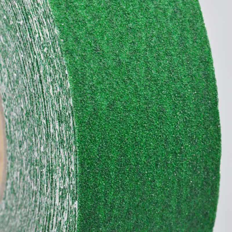 Green anti slip tape
