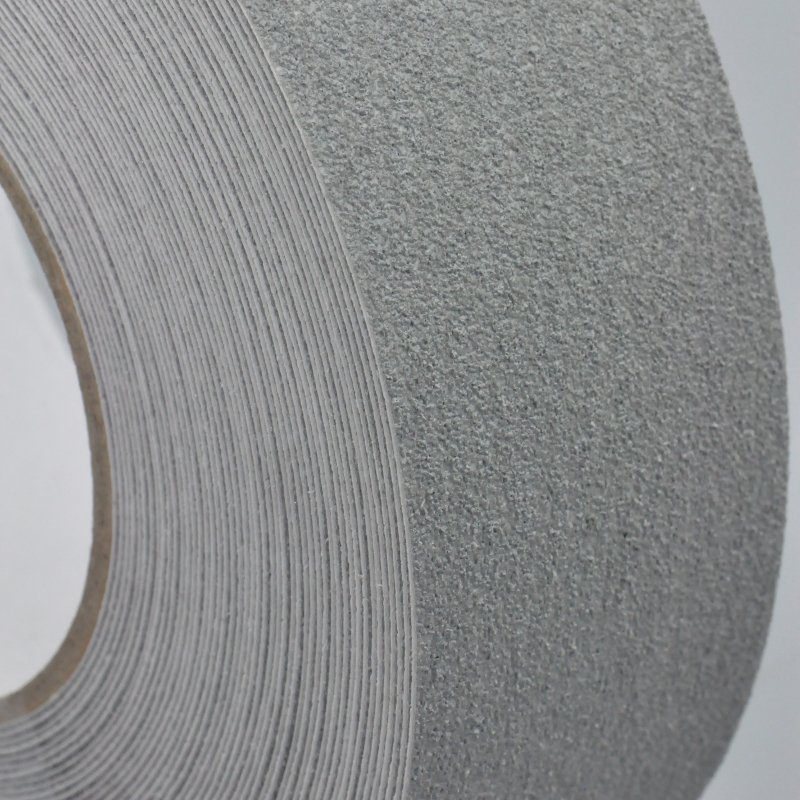 Grey anti slip tape - side on