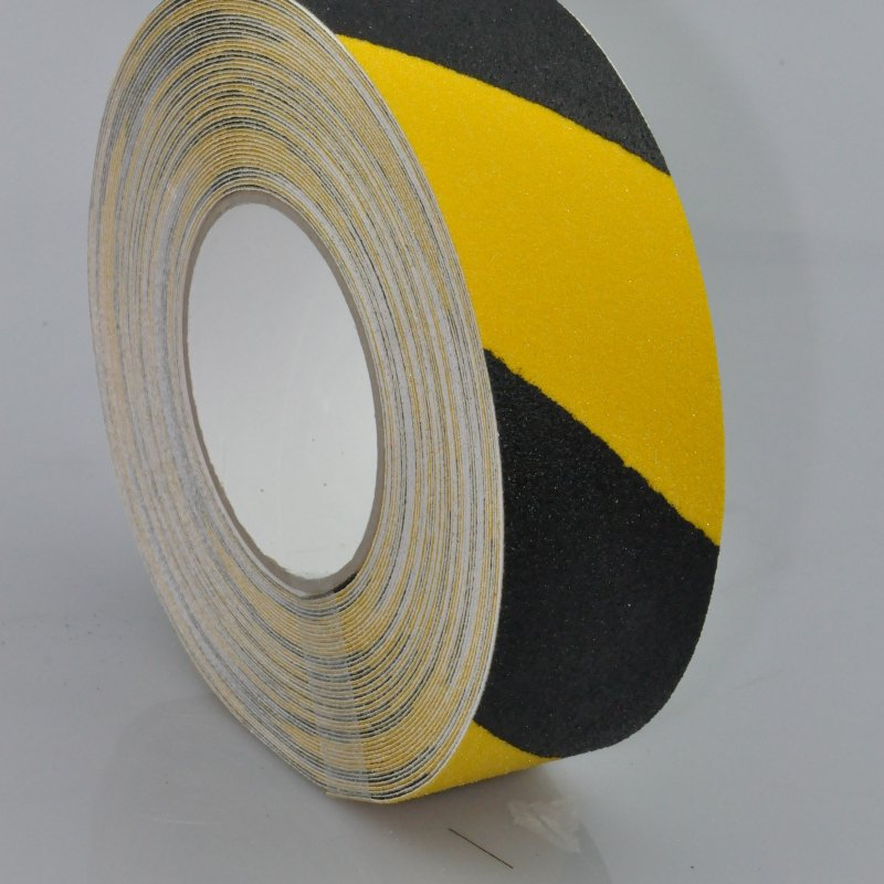 Multi purpose hazard anti slip tape