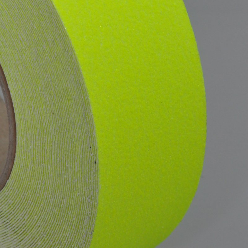 Multi purpose yellow anti slip tape