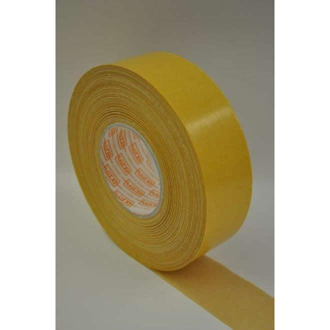 25mm x 50 Metre Removeable Double Sided Cloth Tape