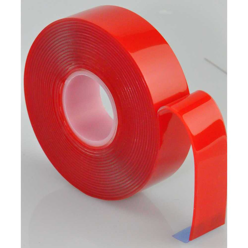 3 Metre No Nails Needed Structural Acrylic Gel Tape Pack