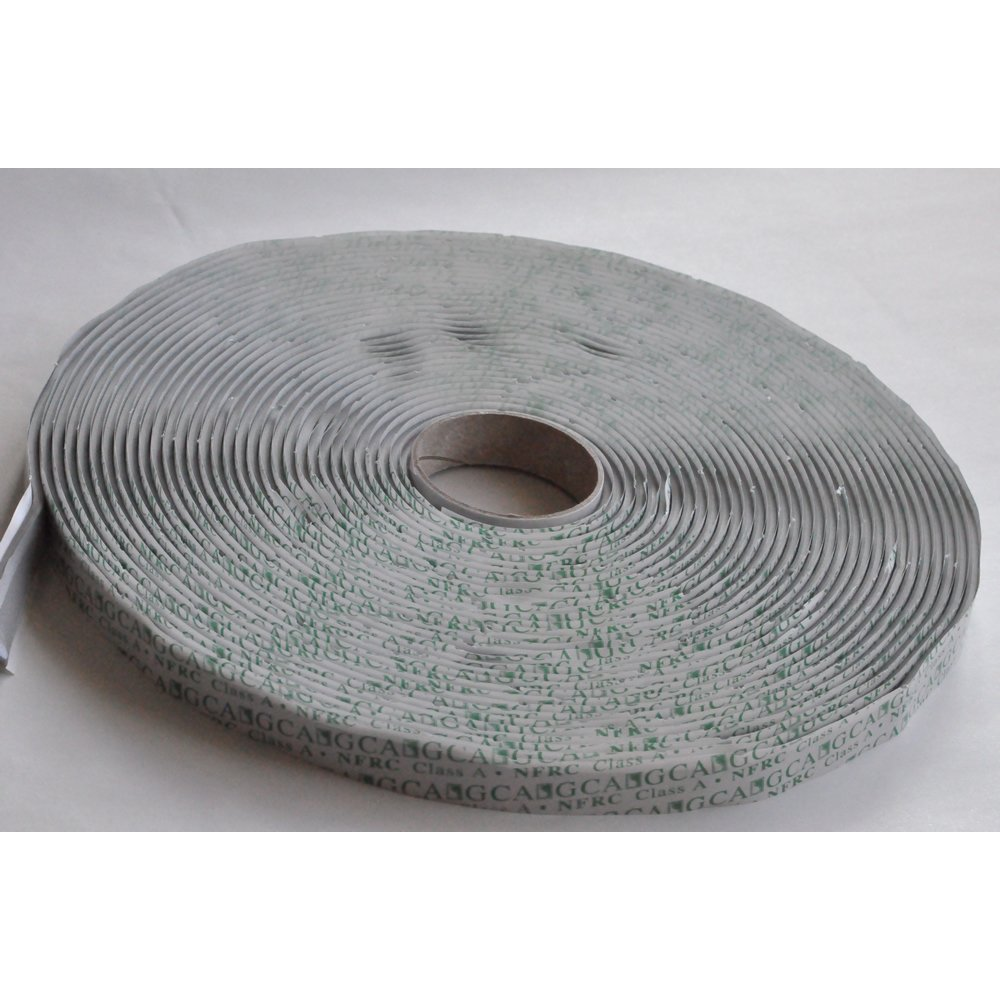 6mm x 5mm x 9.6 Metres High Performance GCA Butyl Sealant Tape