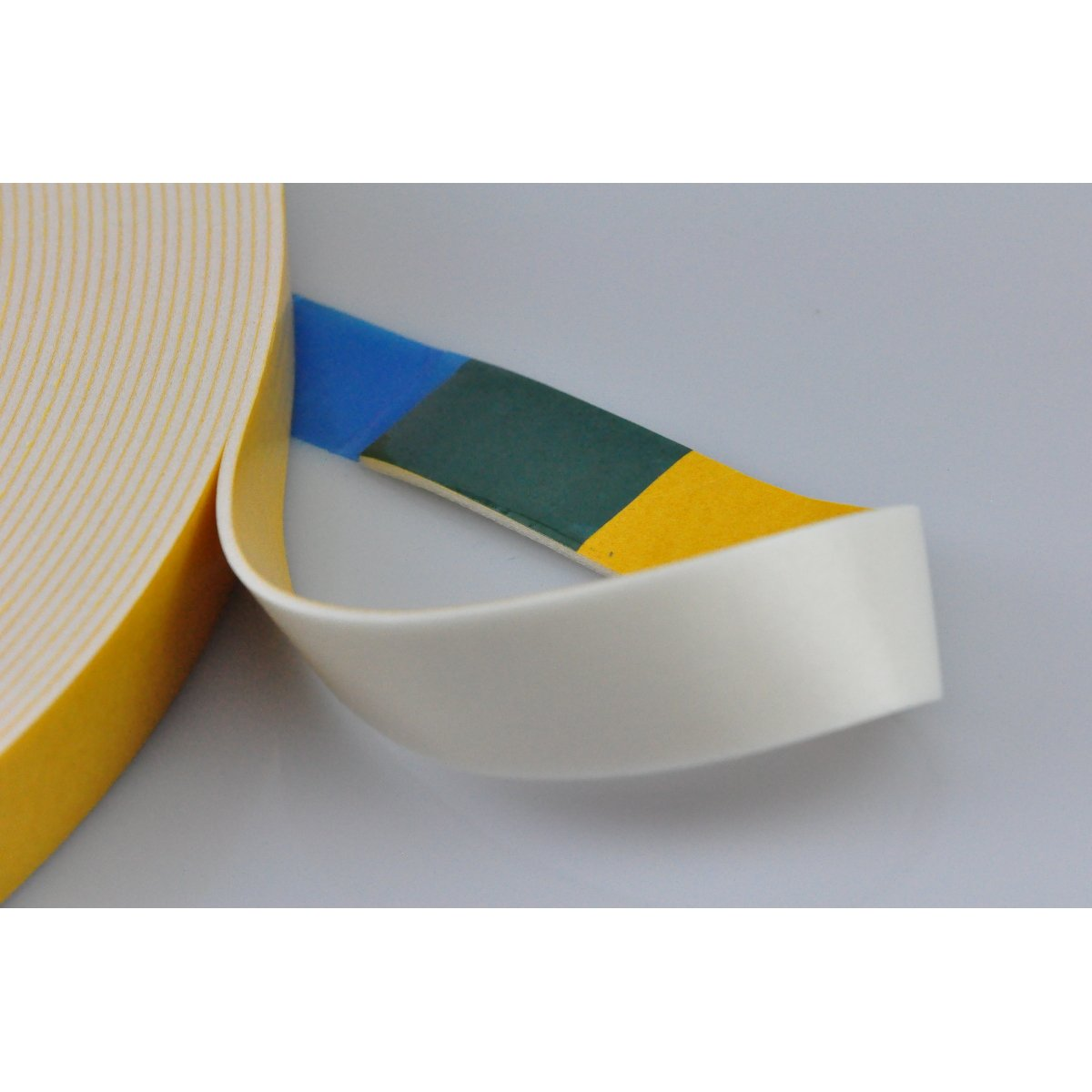 12mm x 2mm x 40 Metre Double Sided Foam Tape