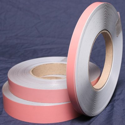 White faced steel tape