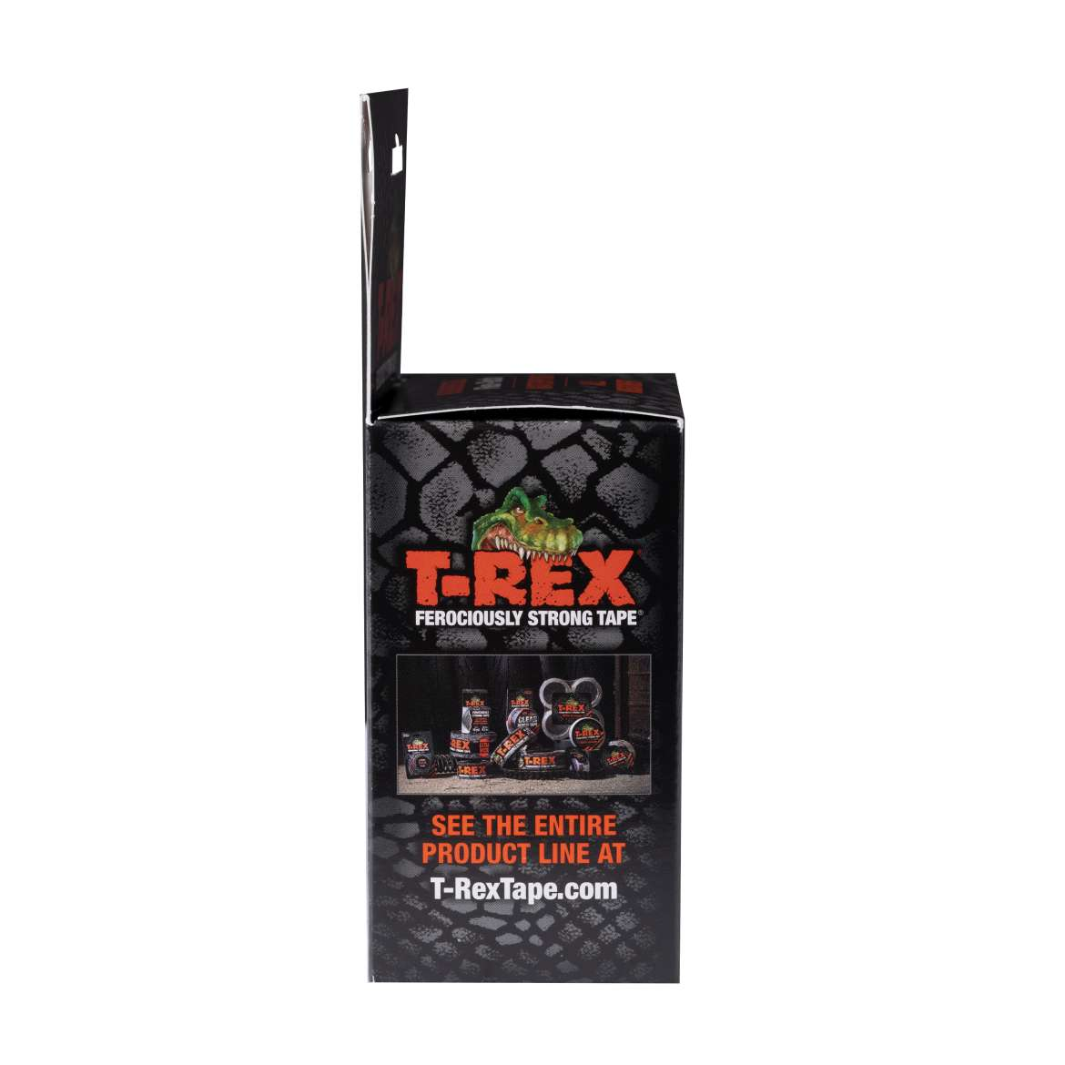 Trex waterproof tape side on